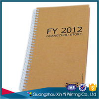 High Quality Cheap Paper Notebook Custom