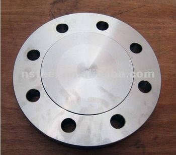 s32760 Duplex Steel Weld Neck Flanges for heat exchange