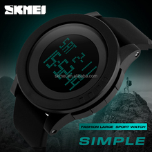 buy online shopping men sport watch dropshipping digital watch big black skmei hot selling products