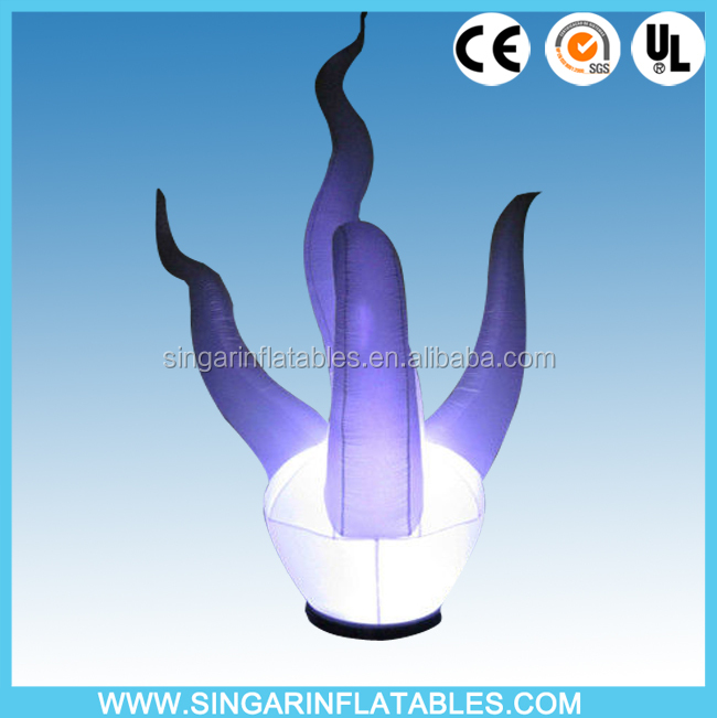 Lighting yard inflatables,inflatable lantern,stage events party inflatable decorations