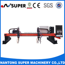 Gantry Plasma Cutting Machine with Transverse Cutting Torch