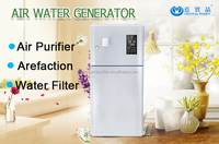 Air water generator in dispenser with 400g ro membrane safe direct drinking water purifier filter system