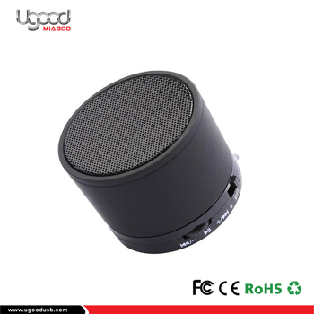 Oem Black Best Mini Portable Bluetooth Speakers For Car