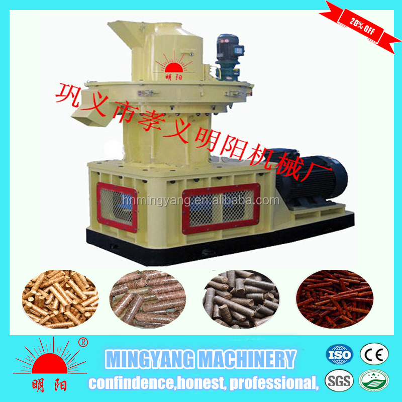 wood briquette pellet making machine