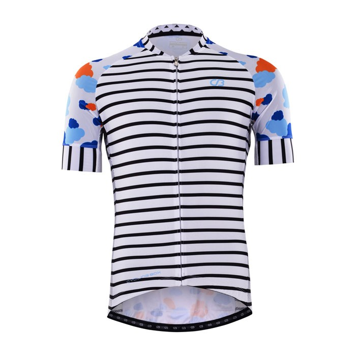 2017 high quality wholesale custom cycling clothing, Guangzhou cycling short sleeve clothing/jersey