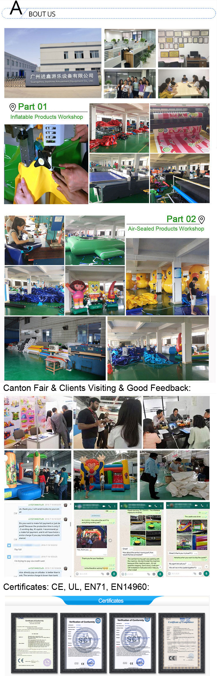 2019 New Design Inflatable Water Entertainment Obstacle Equipment Giant Adult Size Aqua Play Water Park Floating River