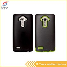 Anti-scratch hot sale leather case for lg g4 vigor