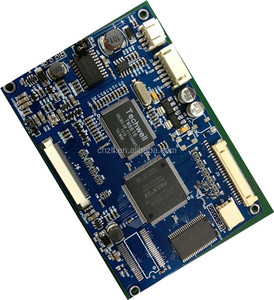 Brushless motor controller board with pcb design and assembly service