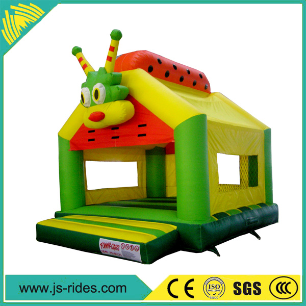 Beautiful color honeybee kids bounce house jumping bouncer for sale