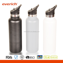 Everich insulated vacuum Sport Bottle Stainless Steel bpa free gatorade water bottle