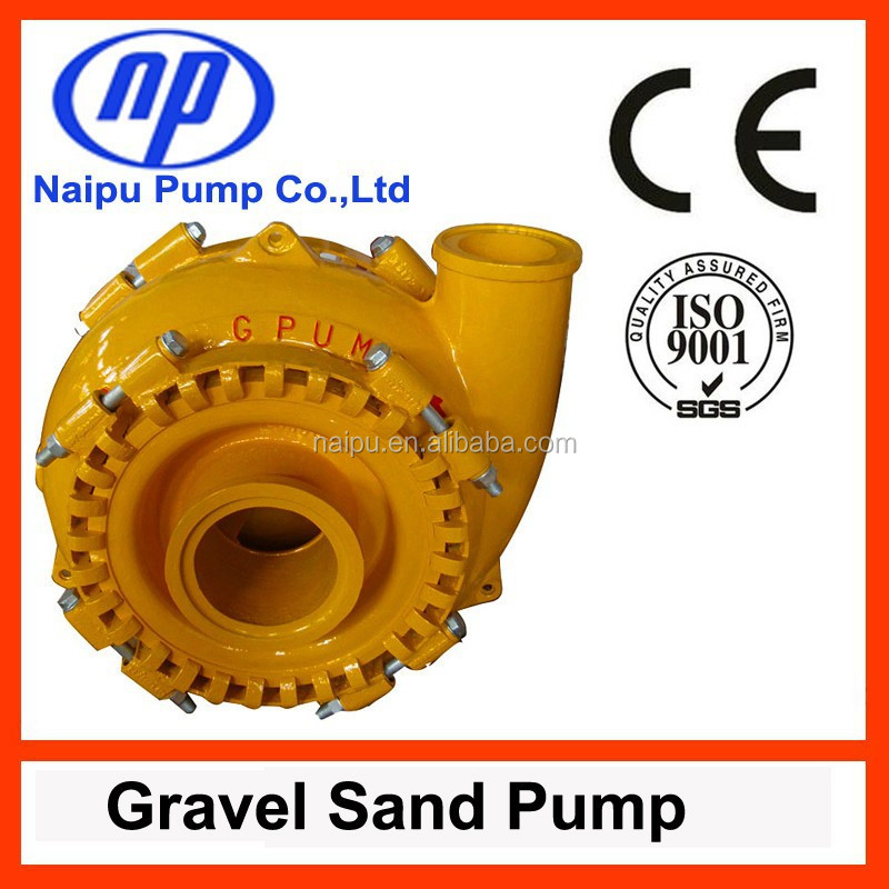 30 year Factory gravel pump for suction hopper dredging