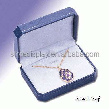 Jewellery Box Cardboard display box printing with LOGO and promotion information