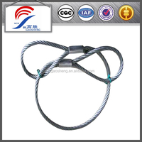 hoisting/lifting Hot galvanized steel wire rope