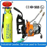 Petrol engine NZG drilling machine for subway/Handheld portable bore hole rail drilling machine