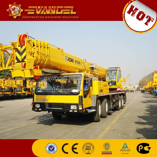Hot Sale Machinery XCMG 70 Ton Truck Crane QY70K