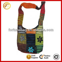 Unique classic nepal cotton bags wholesale