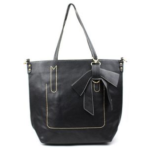 Popular PU women handbag directly from China factory