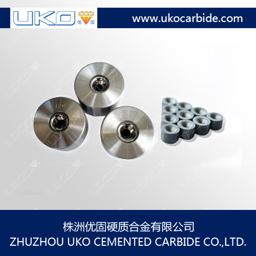 tungsten carbide wire drawing mandrels for galvanized wire