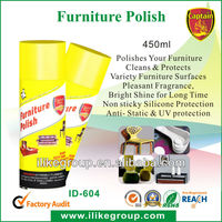 Anti-UV Furniture Polish Spray( SGS,REACH)