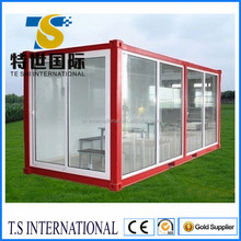 portable container SHOP/mobile container store/moving store container