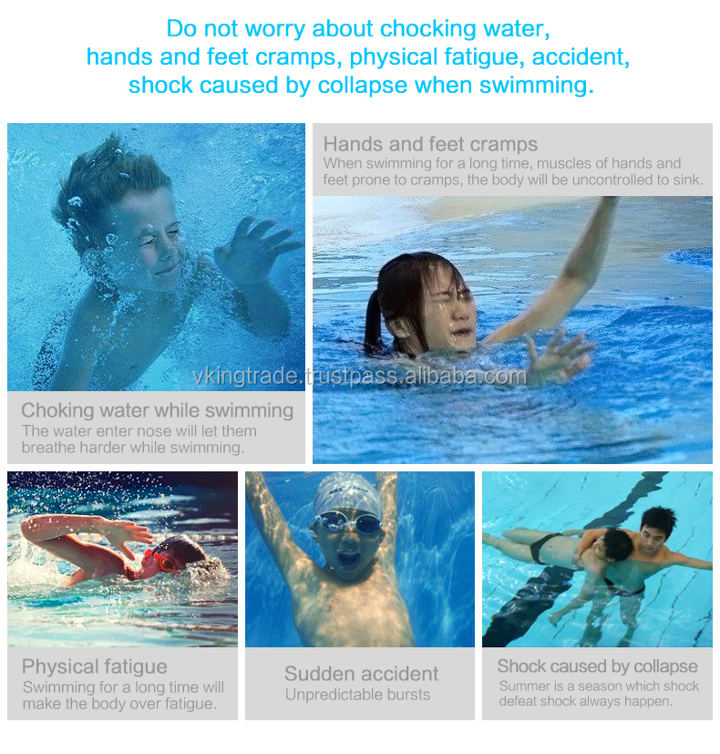 VKING 2017 New Arrival High Quality Anti-Drowning Bracelet For Water Sports, Portable Mini Lifesaving Rescue Device