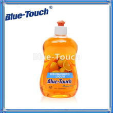 Chemical Formula Ultra concentrated dishwashing liquid Orange Scent 500ml