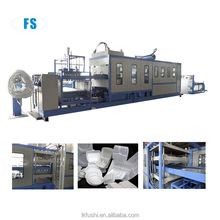ps foam lunch box making machine