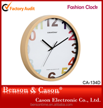 Cason Quartz Plastic Wall different types of clocks