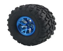 4 unids Coche <span class=keywords><strong>RC</strong></span> Goma Esponja Tires Borde de la Rueda de HSP 1:10 Bigfoot <span class=keywords><strong>Monster</strong></span> <span class=keywords><strong>Truck</strong></span>