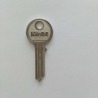 2.1mm brass material UL050 key blank
