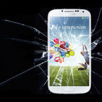 Cooskin Wholesale factory price High clear Screen Protector for S4 zoom C1010