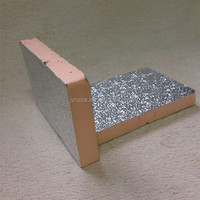 steel construction roof heat insulation Phenolic Foam sheet
