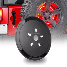 Free shipping SANYOU led auto light h3 brake, car headlight ,spare tire decorative brake light for jeep wranger