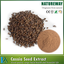 Natural Puro Cassiae Semen extracto CAS NO.: 518-82-1