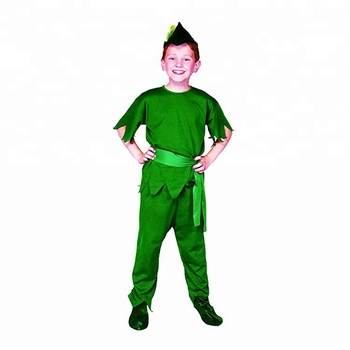 Wholesale Halloween Carnival Party Movie Super Hero Costume Role Play Robin Hood Costume Cosplay Fancy Dress