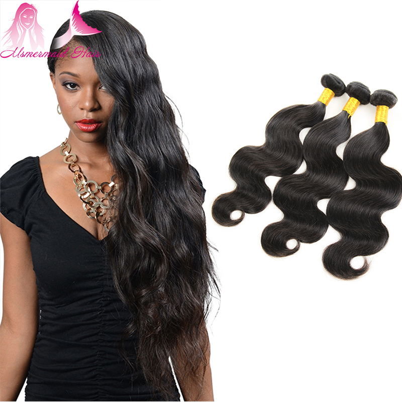 Wholesale 7A Brazilian Remy Hair Extensions Double Drawn Hair Extensions Virgin <strong>Human</strong>