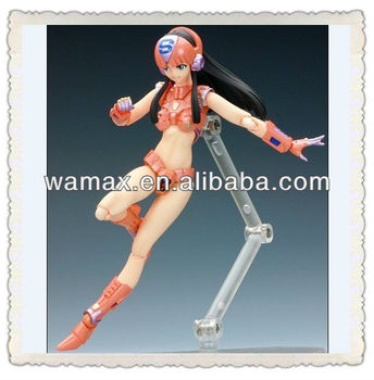 Plastic Anime sexy girl Figure Manufacturer