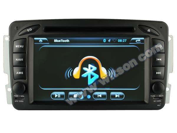 WITSON ANDROID 4.2 AUTO GPS NAVIGATION FOR MERCEDES-BENZ C-CLASS W203 2000-2004 WITH A9 CHIPSET 1080P