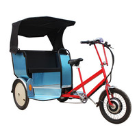 electric pedicab rickshaw tricycle