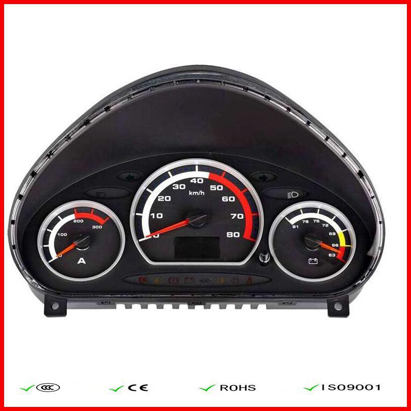 Auto Electric Instrument : Electric car accessories combination instrument