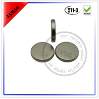 rare earth flat industrial magnets