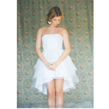 Puffy white Tulle Short wedding guest dresses special occasions prom dresses