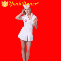 Hospital Services Uniforms Simple Sexy Nurse Cosplay Costume For Party