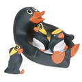 ICTI Certificated Custom Made Penguin Floating Family toy set