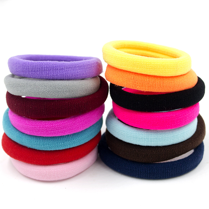 Hot sale Candy color 5cm nylon rope Towel ring GS190