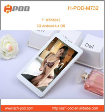 7 inch cheap price 3g android phone tablet pc with keyboard and sim card