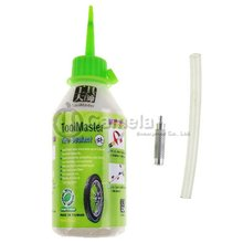 Tire sealant 160ml for bicycle w/10409T tool kit, valve core tool, hose