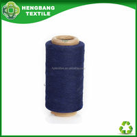 Ne10s Denims Yarn Open End Recycled Cotton Polyester Viscose Yarn for Weaving Yarn Manufacturer