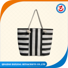 good quality recycle crochet paper straw bag