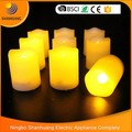 Battery candle operated Pray mini LED lights Decoration LED candle light